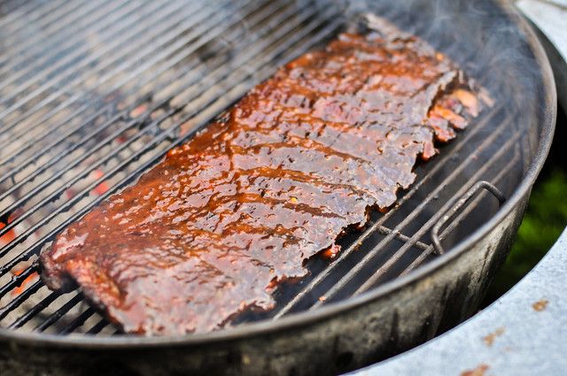 Smoked Competition-style Barbecue Pork Spare Ribs Recipe :: The ...