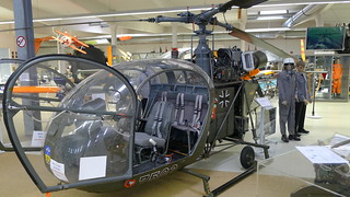 Sud Aviation Alouette II (Lerche)