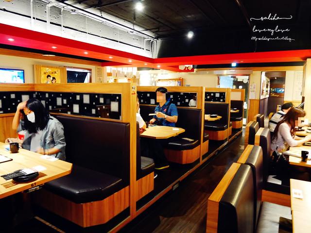 西門町美食餐廳推薦白木屋居酒屋串燒日本料理 (1)