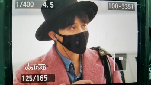 Big Bang - Incheon Airport - 21mar2015 - G-Dragon - Just_for_BB - 02