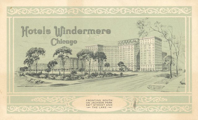 Hotels Windermere - Chicago, Illinois