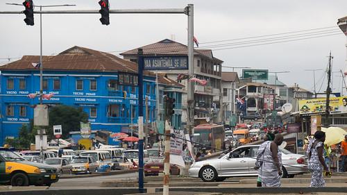 aboabo ashanti gha ghana geo:lat=668998667 geo:lon=160674667 geotagged kejetia market peaceonearthorg