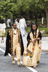 Wedding near Franciscan Monastery of the Holy Land Washington DC 2