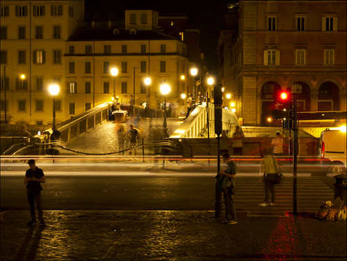 Night in Trastevere