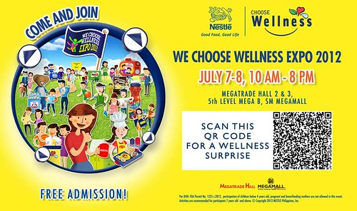 Nestle Wellness Expo 2012
