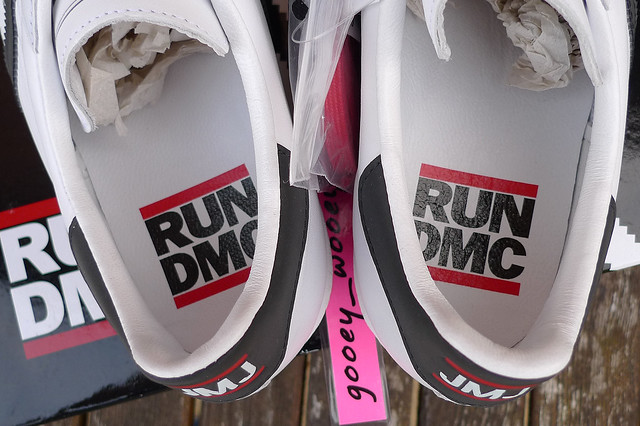 Adidas Superstar 80s My Adidas (RUN DMC) ('11).