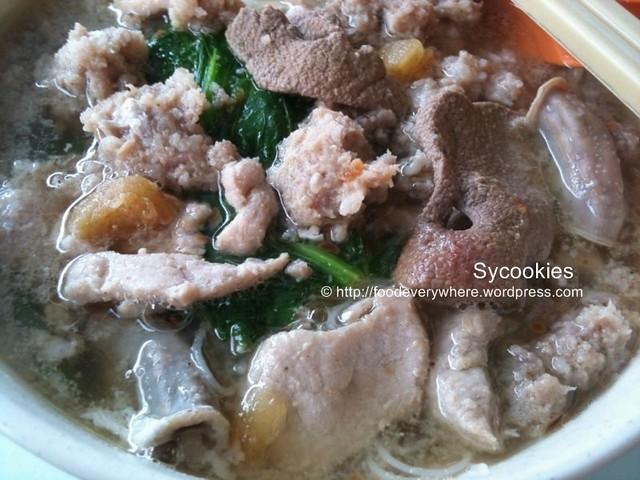 1.@ss 15 pork noodles
