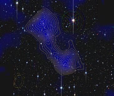 Filamento de materia oscura