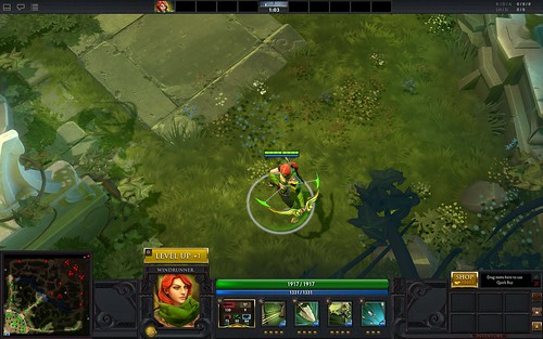 dota 2 windrunner guide builds items abilities and strategy