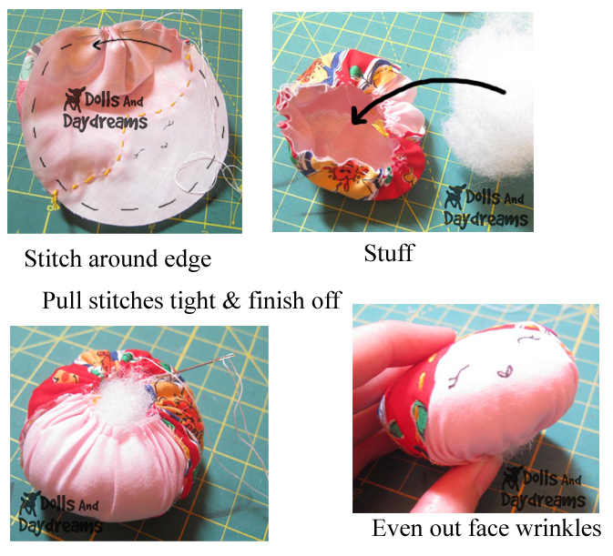Kawaii pin Cushion Japanese