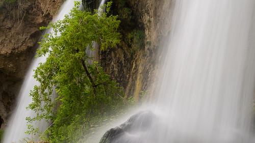 waterfall colorado rifle co riflefalls riflefallsstatepark pentaxdal1855mmf3556 pentaxk5