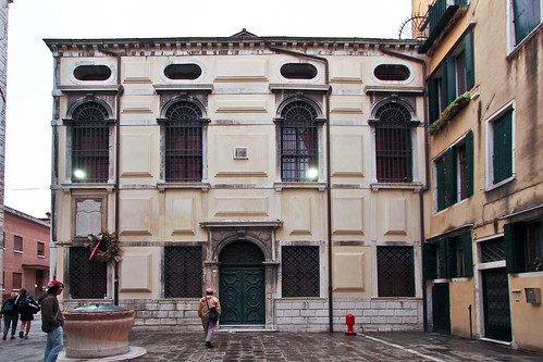 Levantine Synagogue, Venetian Ghetto