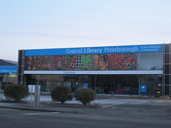 Central Library Peterborough