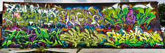 Silent TaKeover Wall - Heams Vague Cheph Heylow Coler Machine