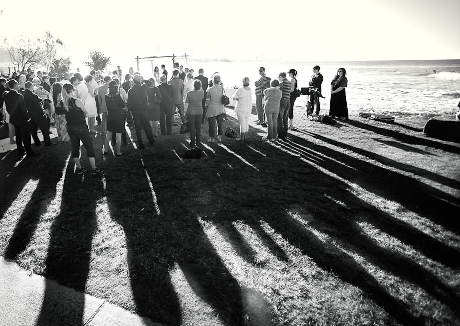 ceremony burleigh heads