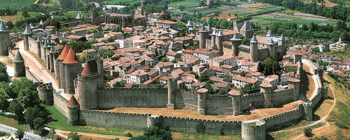 FR Historic Fortified City of Carcassonne
