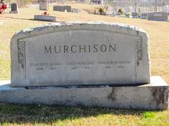 Murchison Grave Marker
