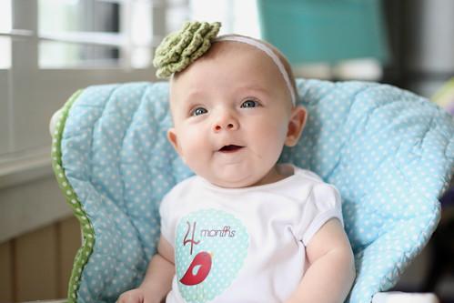 Caroline 4 Months