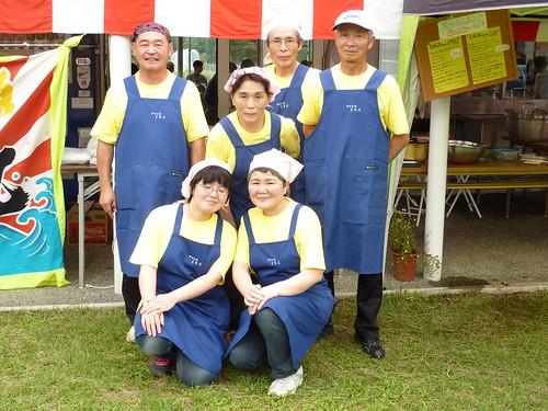 鳥原平そば祭り2012-1
