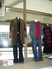 Scenes from the Warner Brothers Studio Tour (Sunday July 15, 2012)