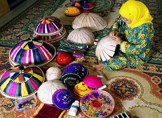 Shop for artifacts at Arts And Handicrafts Center Brunei  - Things to do in Bandar Seri Begawan