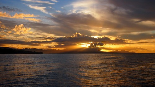 sunset water southpacific solomons solomonislands bestcapturesaoi