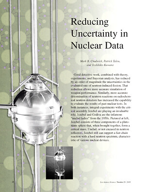 Reducing Uncertainty in Nuclear Data
