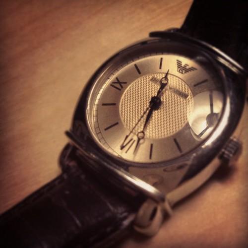 Acaba el dia o comienza un nuevo minuto? by rutroncal