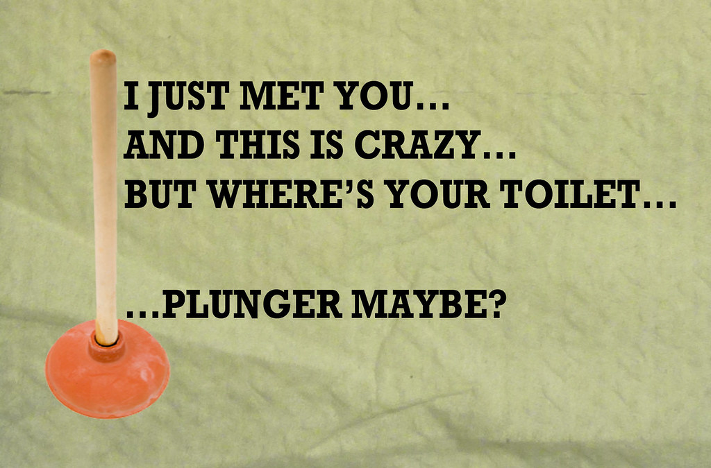 Plunger Maybe