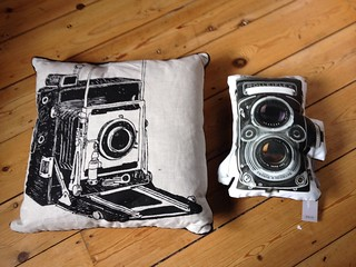 Birthday cushions!