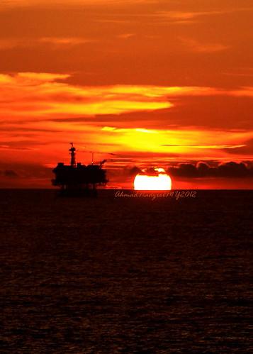 Dulang C sunset