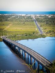 Ponte Prefeito Laércio Ribeiro. (Iguape – Ilha Comprida)