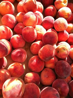 White Gate Farm peaches