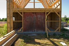 New Gambrel Barn
