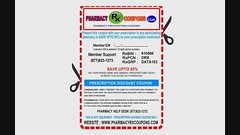 Free Pharmacy Prescription Coupon
