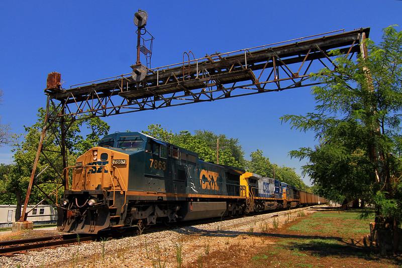 US---CSX-7863---Carmi_IL---7-22-2012
