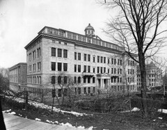 McDonald Engineering Building, McGill University, Montreal, QC, about 1895