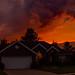 Panoramic Sunset by Paul G Newton