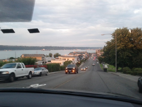 leaving tacoma