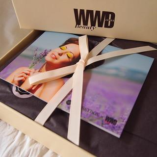 WWD ビューティー グロッシーボックス 2012年7月