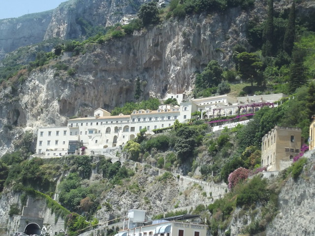 Amalfi convento di amalfi flickr photo sharing for Convento di amalfi