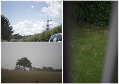 Weather Changes (Triptych)