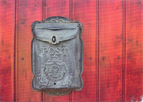 Ukraine Post Box