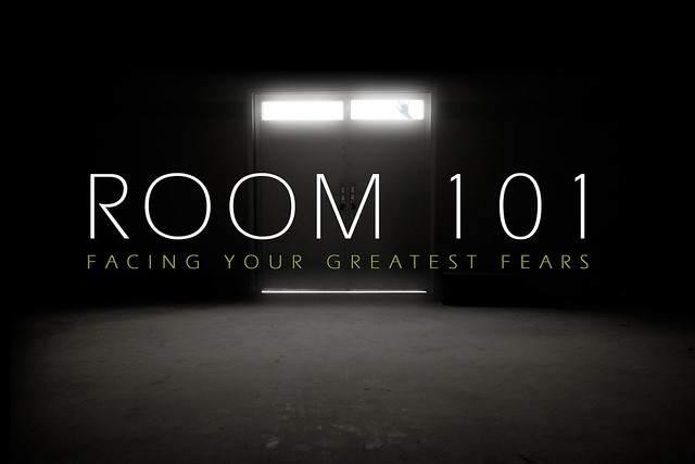 room 101 i hate spiders There's a spider in the room  i hate the larger spiders, like wolf spiders,  101 decorating guides room of the day:.