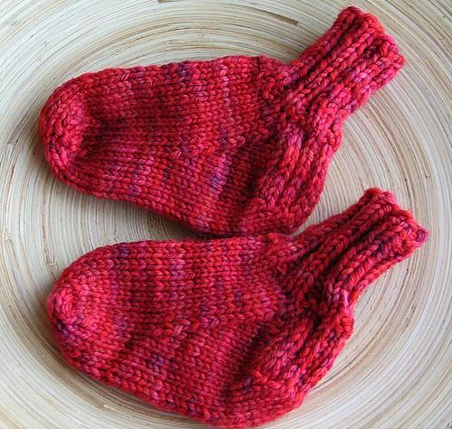 LL baby socks
