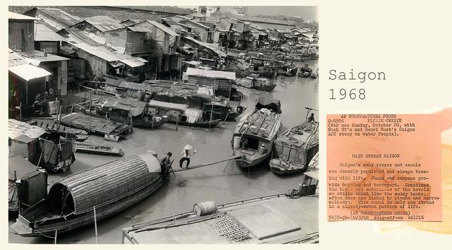 People & Faces During the Vietnam War (4) - MAIN STREAM SAIGON