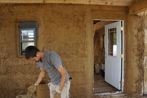 Straw Bale Construction: Plaster
