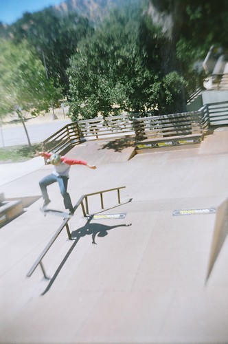 lucky Borrelli / blunt slide