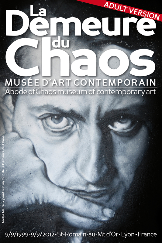 Avant-premi�re catalogue 1999-2013 @Demeure du Chaos disponible gratuitement mi-ao�t