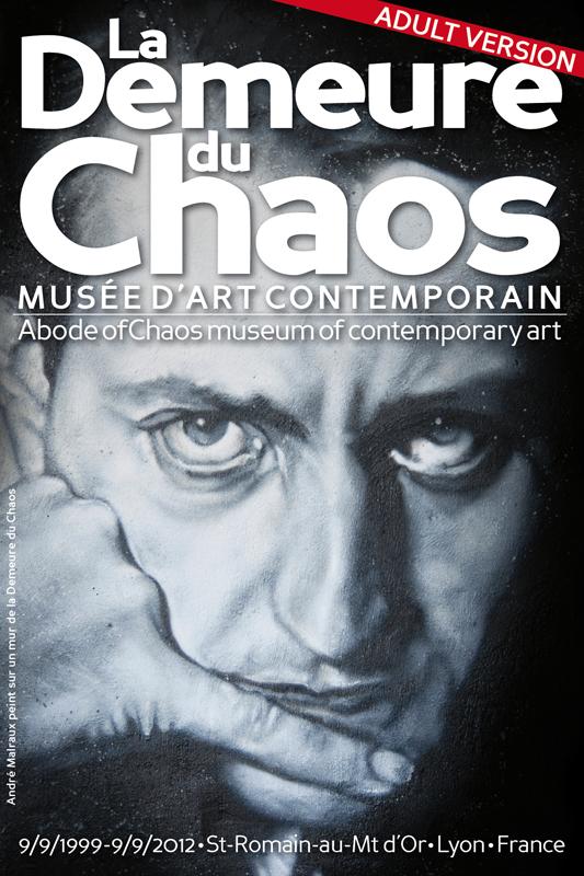 Avant-première catalogue 1999-2013 @Demeure du Chaos disponible gratuitement mi-août
